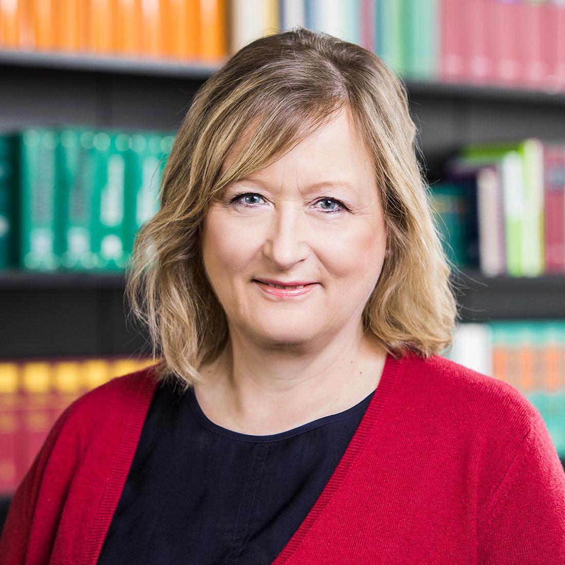 Sigrid Ueberschär-Strack